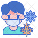Seasonal Allergies Allergies Seasonal Icon
