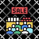 Seasonal Sale Icon