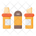 Seasoning Shakers Salt Icon