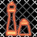 Seasoning Jar Salt Jar Icon