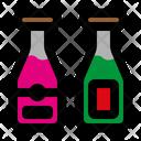 Seasoning Sauce Bottle Drink Icon