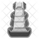 Car Chair Seat Icon