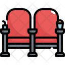 Seat Cinema Movie Icon