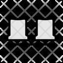 Seat Chair Stadium Icon
