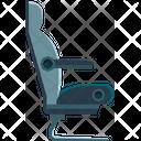 Seat Aircraft Flight Icon