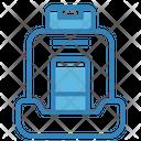 Seat Interior Vehicle Icon