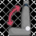 Seat Adjustment Icon