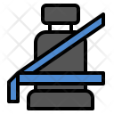 Seat Belt Car Icon