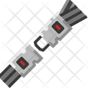 Belt Car Safety Icon