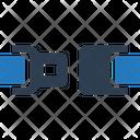 Seat Belt Seatbelt Safety Icon