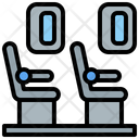 Seats Airline Transportation Seat Icon