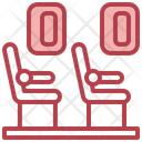 Seats Airline Icon