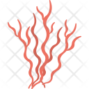 Algae Seaweed Bloom Icon