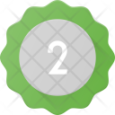 Second Badge Icon