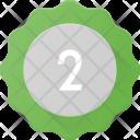 Second badge Icon