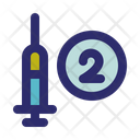 Second Dose Icon