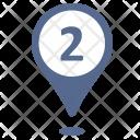 Second location Icon