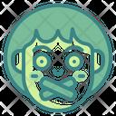 Secret Emoji Emoticons Icon
