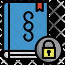 Secret Testimony Confidential Secret Icon