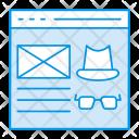 Secret website Icon