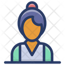Secretary Assistant Personal Assistant Icon