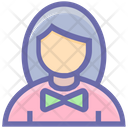 Secretary Assistant Support Icon