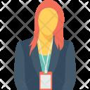 Secretary Icon