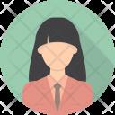 Secretary Assistant Avatar Icon