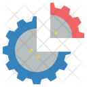 Sector Partition Icon