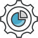 Sectors Divisions Bisection Icon