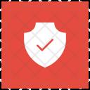 Secure Check Shield Icon