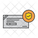 Secure Payment Banking Icon