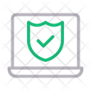 Secure Protection Shield Icon