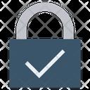 Lock Security Finance Icon