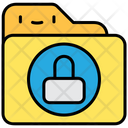 Secure Security Private Icon