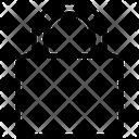 Secure Hyperlink Link Icon