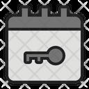 Secure Agenda Icon