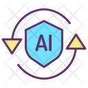 Secure Ai Icon