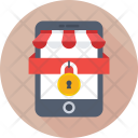 Secure App Security Icon