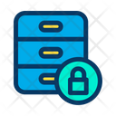 Secure Archive Icon