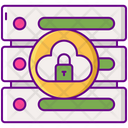 Secure backup Icon
