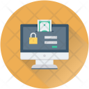 Secure Banking Safe Icon