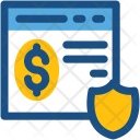 Secure Banking Icon
