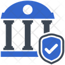 Bank Protection Protection Safety Icon