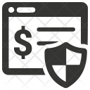 Money Web Protection Icon