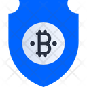 Security Secure Bitcoin Bitcoin Security Icon