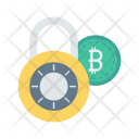 Secure Cash Bitcoin Icon