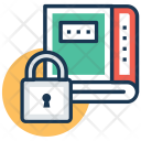 Secure Book Icon