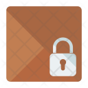 Locked Box Secure Icon