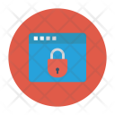 Browser Security Lock Icon